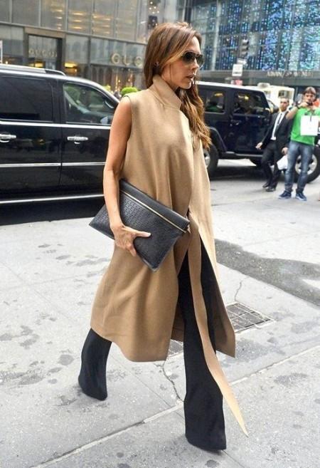Victoria Beckham style transformation