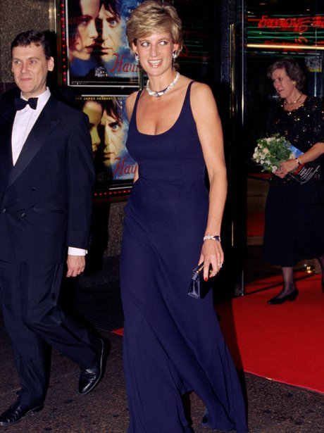 Get inspired by Princess Diana love for chokers. Check out her full collection: